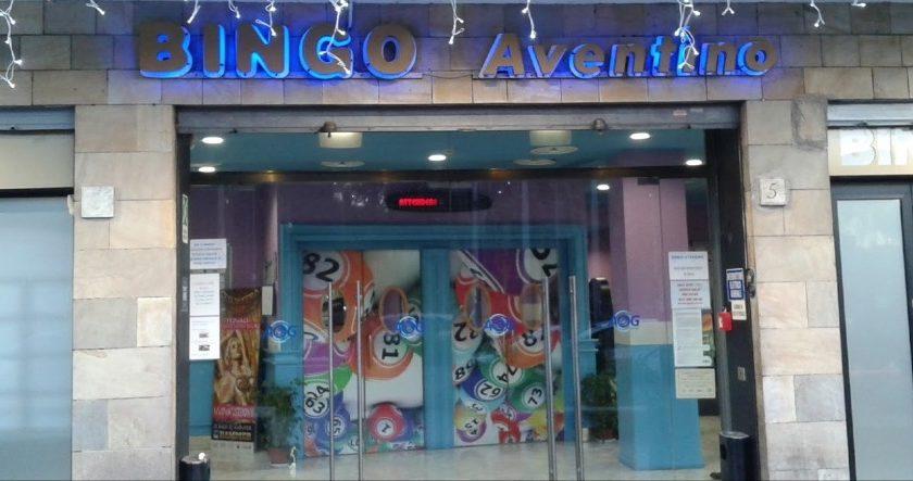 Sale bingo roma